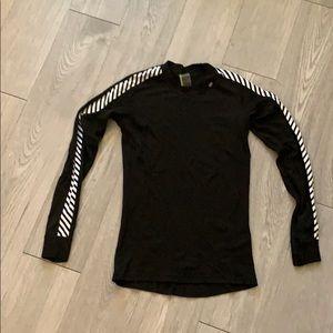 Technical long sleeve shirt